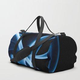 Blue Smoke Duffle Bag