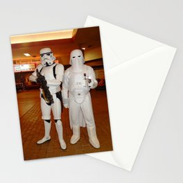Movie moment Stationery Cards