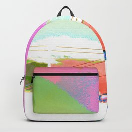 Psychedelic Dawn Backpack