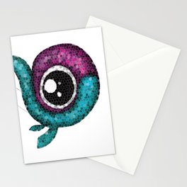 Fish or I don't know Stationery Cards