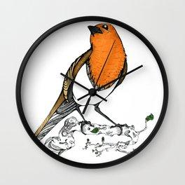 Fernando the bird (no Wall Clock