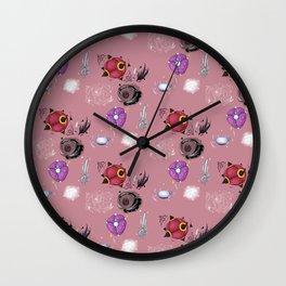 Pillow World Props Wall Clock