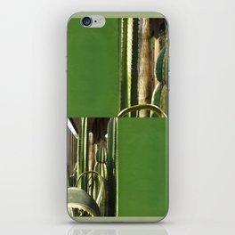 Cactus Garden Blank Q5F0 iPhone Skin