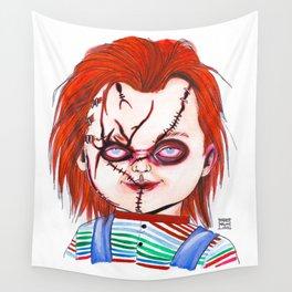 Chucky Wall Tapestry