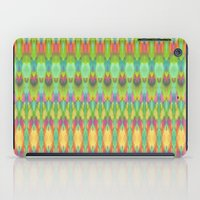 ikat iPad Cases featuring Ikat  by Amber Nuttall