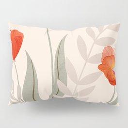 Summer Flowers II Pillow Sham
