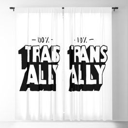 100% Trans Ally Blackout Curtain