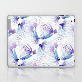 seamless flamepattern -1- Laptop & iPad Skin