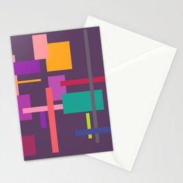 Imitation Mid-20th Century Abstract, No. 2 Stationery Cards