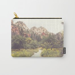 Colors of Sedona Carry-All Pouch