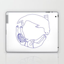 Hand to Tail Laptop & iPad Skin