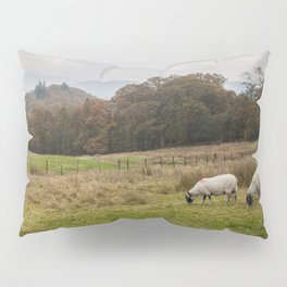 Storms and sheep Pillow Sham