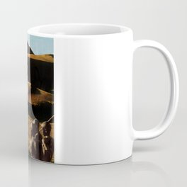 The gods must be crazy | Collage Coffee Mug