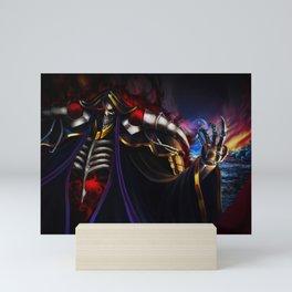 OVERLORD Mini Art Print