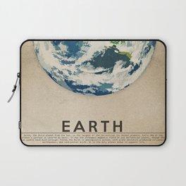 Earth Laptop Sleeve