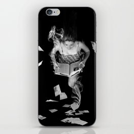 The Human Solution iPhone Skin