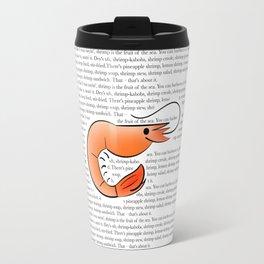 Bubba Gump Shrimp Travel Mug