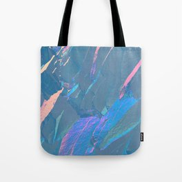 Holographic Artwork No 6 (Crystal) Tote Bag
