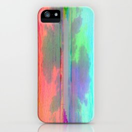 Woahter iPhone Case