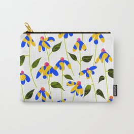 Touched By Love #illustration #painting Carry-All Pouch