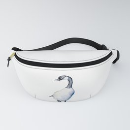 Cute hand-drawn goose Fanny Pack