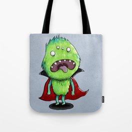 Mini monster Tote Bag