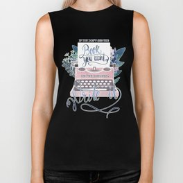 IF YOU DON'T SEE THE BOOK YOU WANT Biker Tank