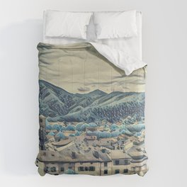 Deep Quillan Dream Comforters