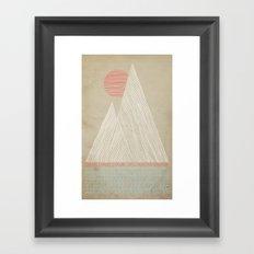 Nothing More Framed Art Print