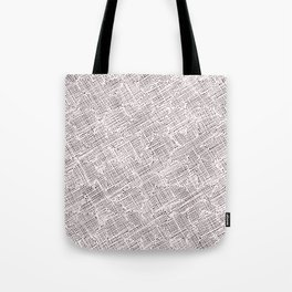 Ink Weaves: Morganite I Tote Bag