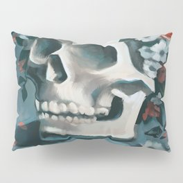 Memento Mori Pillow Sham