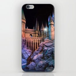 Hogwarts Is My Home iPhone Skin