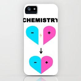Opposites Attract iPhone Case