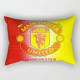 United Logo Rectangular Pillow
