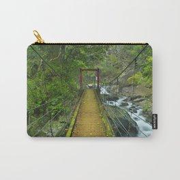 Kawazu waterfall trail, Izu Peninsula, Japan Carry-All Pouch