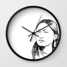 This Land is Your Land Wall Clock