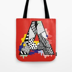 A for ….. Tote Bag