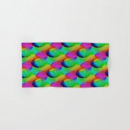 Colorful 3d pattern 2 Hand & Bath Towel
