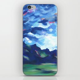 Cotopaxi Storm iPhone Skin
