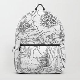 Overgrown Backpack