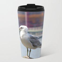 Seagull Profile Metal Travel Mug