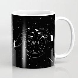 Nah future - crystal ball Coffee Mug