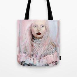 Pastel Beauty Tote Bag