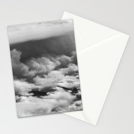 Wave of Clouds Stationery Cards