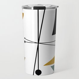 Mid Century Art 11 Travel Mug