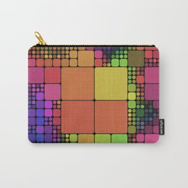 DISCO GEOMETRY  Carry-All Pouch
