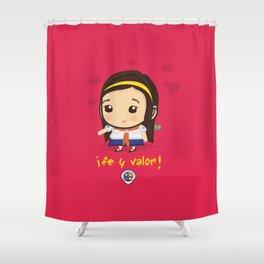 Aventurera Shower Curtain