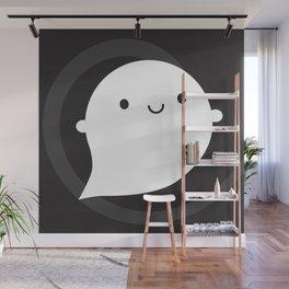 Spooky Wooky Ghost Wall Mural