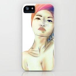Naoko iPhone Case