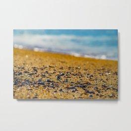 Shells in the Sun Metal Print